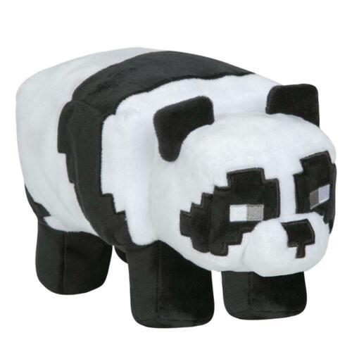 24cm Jinx Official Minecraft Adventure Plush Figure Panda