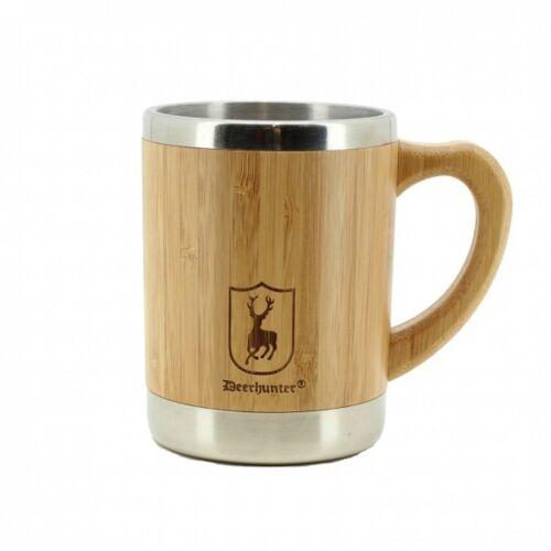 Deerhunter Bamboo Thermo Tasse Avec Poignée Tasse Pays De Chasse Tir