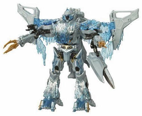Hasbro transformers movie 5 voyager V megatron brand new spot