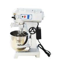 Commercial 10l Dough Flour Food Mixer 3 Speed Bakery Blender Kneading Machine