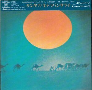 Santana-034-Caravanserai-034-Japan-Limited-Mini-LP-CD-Paper-Sleeve-w-OBI