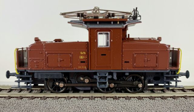 Roco HO SBB Ee 3/3 Electric Locomotive