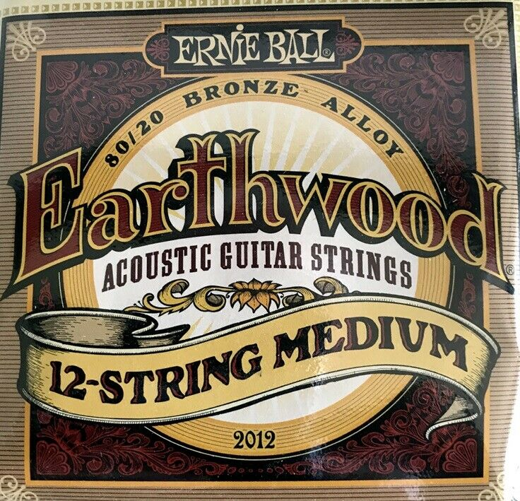 Western, andet mærke Ernie Ball 2012 Acoustic Strings
