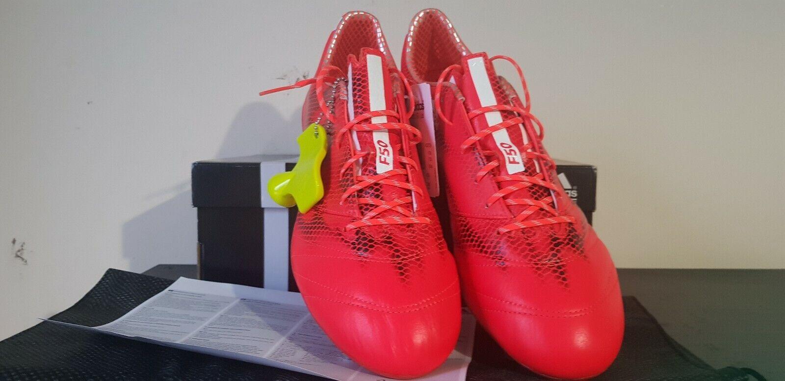 Adidas adizero Sg Leather Size 10 10.5UK