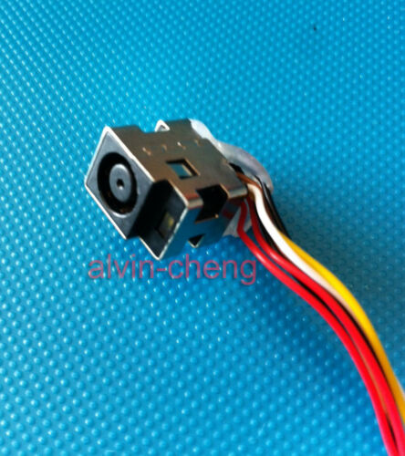DC Power Jack Socket and Cable Wire C401 FOR HP G56 G62 FOR COMPAQ CQ56 CQ62