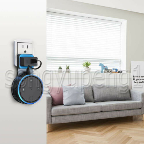 3 Pack Echo Dot Wall Mount Stand Holder Stand For Amazon Alexa Echo Dot 2nd Gen