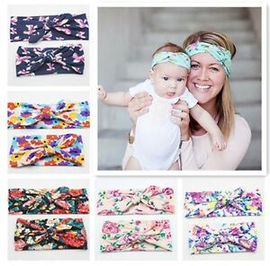 New-Baby-Mother-Headband-parent-child-Hair-band-fashion-baby-hair-Accessories