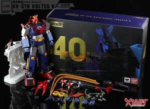 Soul of chogokin Voltes V GX31v 40th edition
