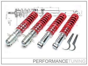 VW-GOLF-1-Combine-Filete-Amortisseurs-Reglables-Tuning-Kit-Complet