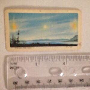 1969-The-Space-Age-9-Sundogs-Card-2-5-034-X1-5-034-Brooke-Bond-Red-Rose-Tea-series-12