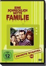 EINE SCHRECKLICH NETTE FAMILIE, Staffel 10 (3 DVDs) NEU+OVP