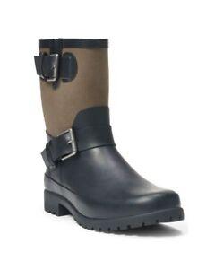 Canvas 7 Il Ralph 9b Lauren 5 Uk Boots Olive Us Eur Solid Mora 40 AqgqX