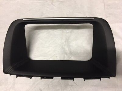 2016 Mazda CX5 center screen bezel oem new!!