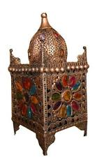 NEW STUNNING UNIQUE MOROCCAN STYLE COLORFUL BEADED TABLE BEDSIDE LAMP LIGHT OP50