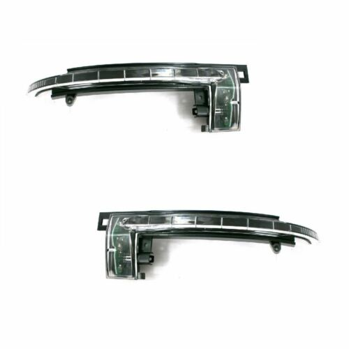 Audi A4 B8 8K Saloon 2008-2010 Led Wing Door Mirror Indicators 1 Pair O//S /& N//S
