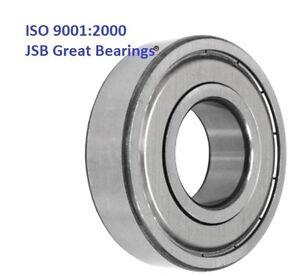 Qty-1-6001-ZZ-metal-shields-bearing-6001-2Z-bearings-6001ZZ-12x28x8-mm