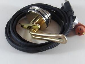 Engine Block Heater compatible with Case Tractors 1370 w//A504BD Engine