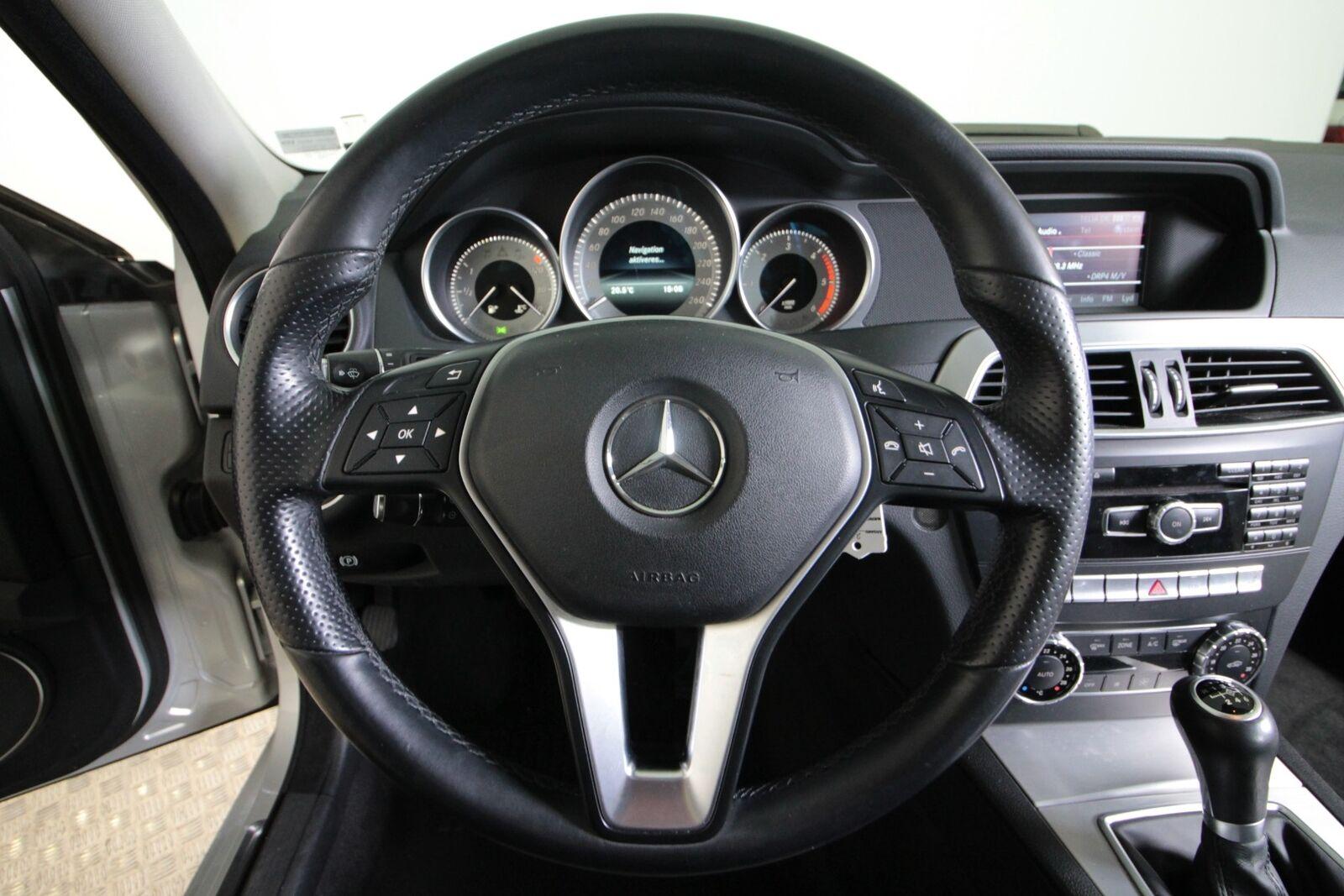 Mercedes C220 CDi Avantgarde stc. BE