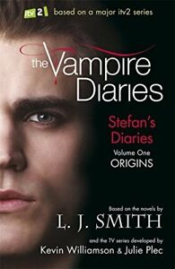 Good-Stefan-039-s-Diaries-The-Vampire-Diaries-Paperback-L-J-Smith-1444901664