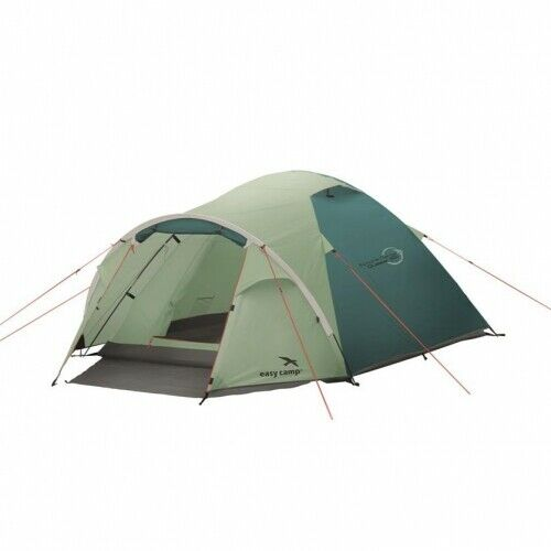 EASY Camp QUASAR 300 Tenda da campeggio Tenda verde Bassa Tenda all'apertozelt