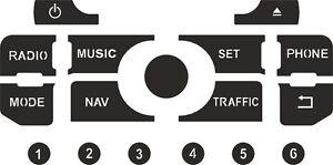 Autocollants-vinyle-pour-reparer-les-boutons-Peugeot-3008-Radio-CD