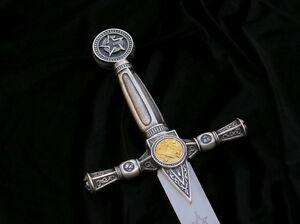 LITTLE SWORD FREEMASONS WITHOUT SCABBARD 8644 - Krzywin, Polska - LITTLE SWORD FREEMASONS WITHOUT SCABBARD 8644 - Krzywin, Polska