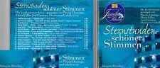 Sternstunden schöner Stimmen Arien Placido Domingo Maria Callas  CD (Box45)