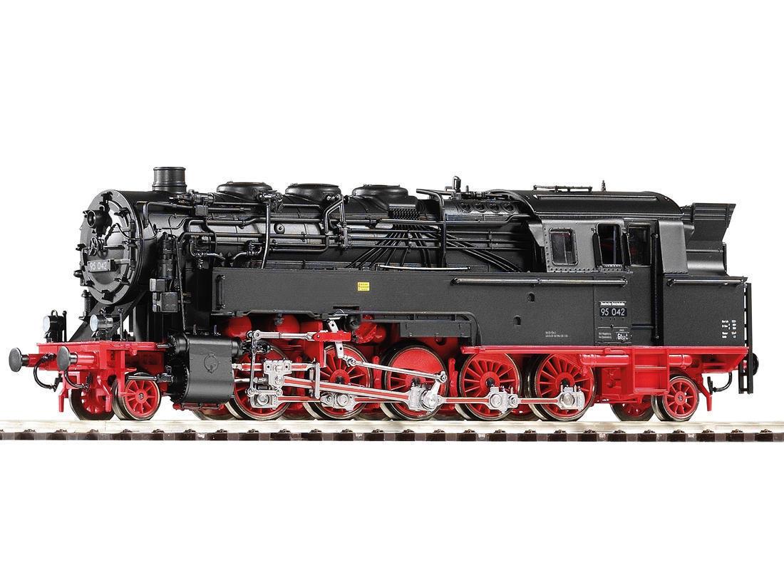 PIKO 50435, locomotiva a vapore BR 95, DR, NUOVO E OVP, corrente alternata