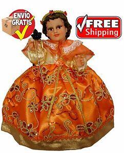 Nino de los Milagros Vestido Nino Dios Ropa Nino Dios,Baby Jesus clothing