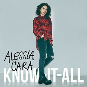Alessia-Cara-Know-It-All-New-Vinyl-LP-Colored-Vinyl-Pink