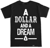 Dollar And A Dream T Shirt The Game J Cole Dr Dre Compton Tde Hip Hop Rap Drake