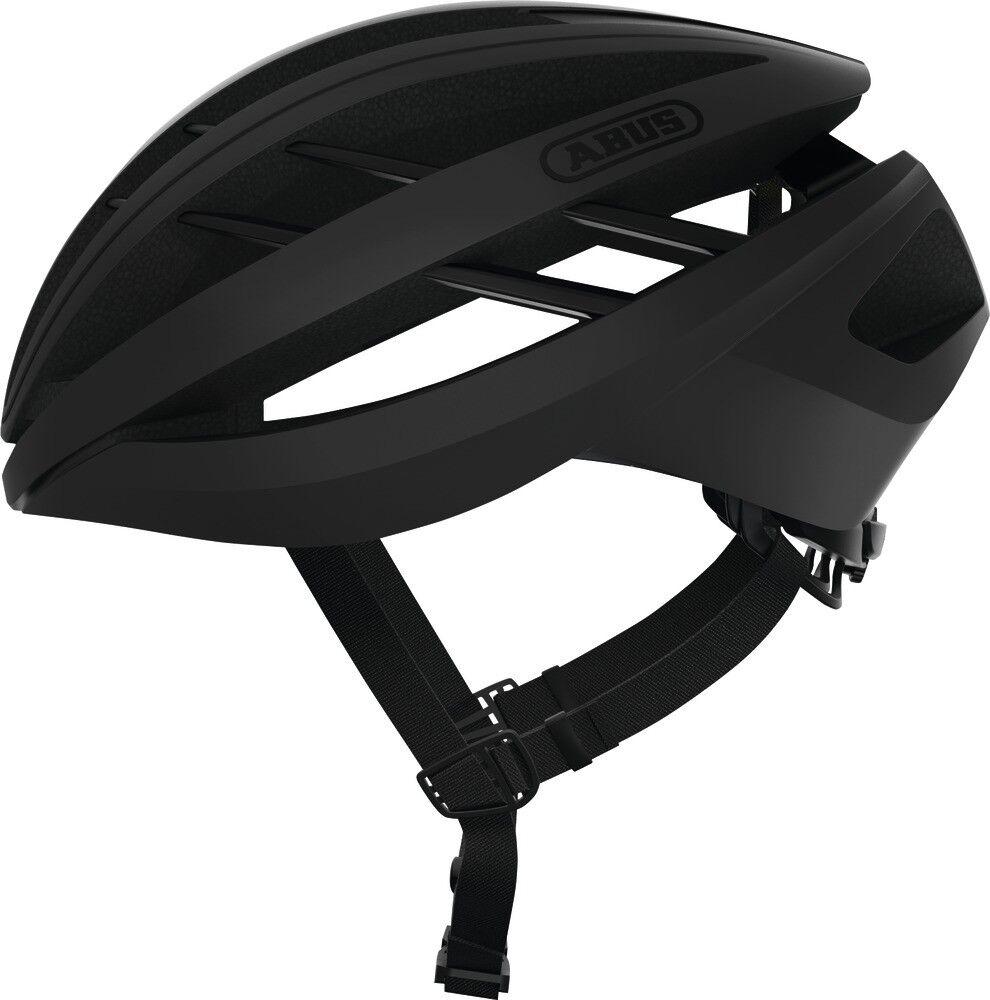 Abus-aventor-Color  Velvet negro-tamaño  s (51 - 55 cm)