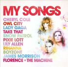 My Songs [2010] by Various Artists (CD, Mar-2010, 2 Discs, Universal Distribution)