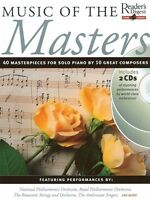 Music Of The Masters Sheet Music Reader's Digest Piano Library Book 2- 014026960