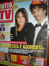 Di Tutto Tv.Anna Oxa e Samuel Peron,Gabriel Garko,Alessio Vinci,A.Cannavacciuolo