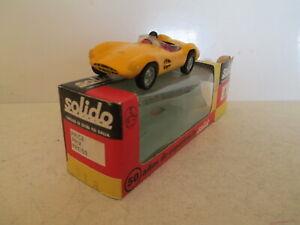 Solido Dalia 18 Aston Martin Dbr1 3l Mib Rare 9 En Boite Peu Courant Nice L@@k