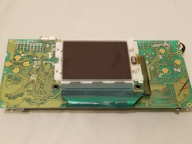 sega game gear fully refurbished main board with factory screen