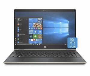 "HP 15-cr0053wm Pavilion X360 15.6"" FHD Touchscreen i5-8250U 1.6GHz 4GB RAM 1TB"