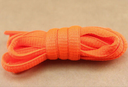 """1//4/"""" Oval Athletic Shoe Laces Shoelaces Boot Strings For Sport Sneakers Boot"""