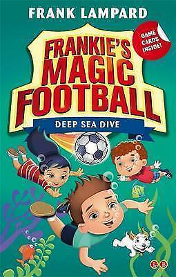 (Good)-Deep Sea Dive: Book 15 (Frankie's Magic Football) (Paperback)-Lampard, Fr