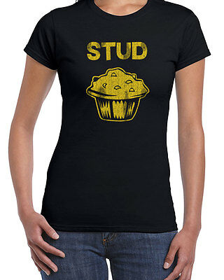 Swaffy Tees 144 Stud Muffin Funny Men/'s T Shirt