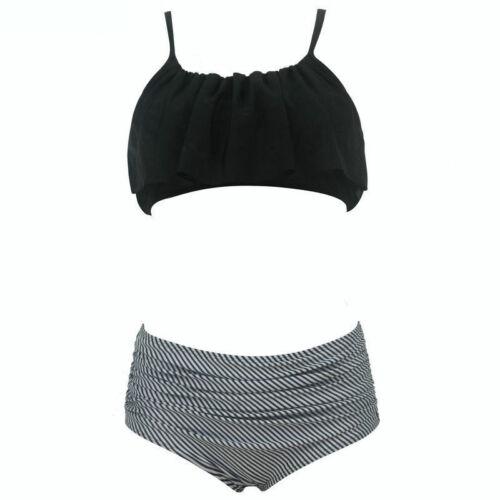 Womens Bikini Set Swimwear Padded Push up Bra High Waist Bandage Swimsuit Party