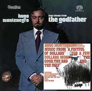 Hugo Montenegro - Godfather & A Fistful of Dollar, For a Few Dollars More, etc