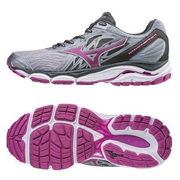 Mizuno Wave Inspire 14 (ancho) Para Para Para Mujer Zapatos Correr J1GD184667 a 17D  sin mínimo