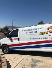 Hydramaster Truck Mount With Van
