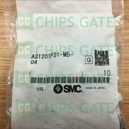 1PCS New SMC AS1201FS1-M5-04 Fast ship with warranty