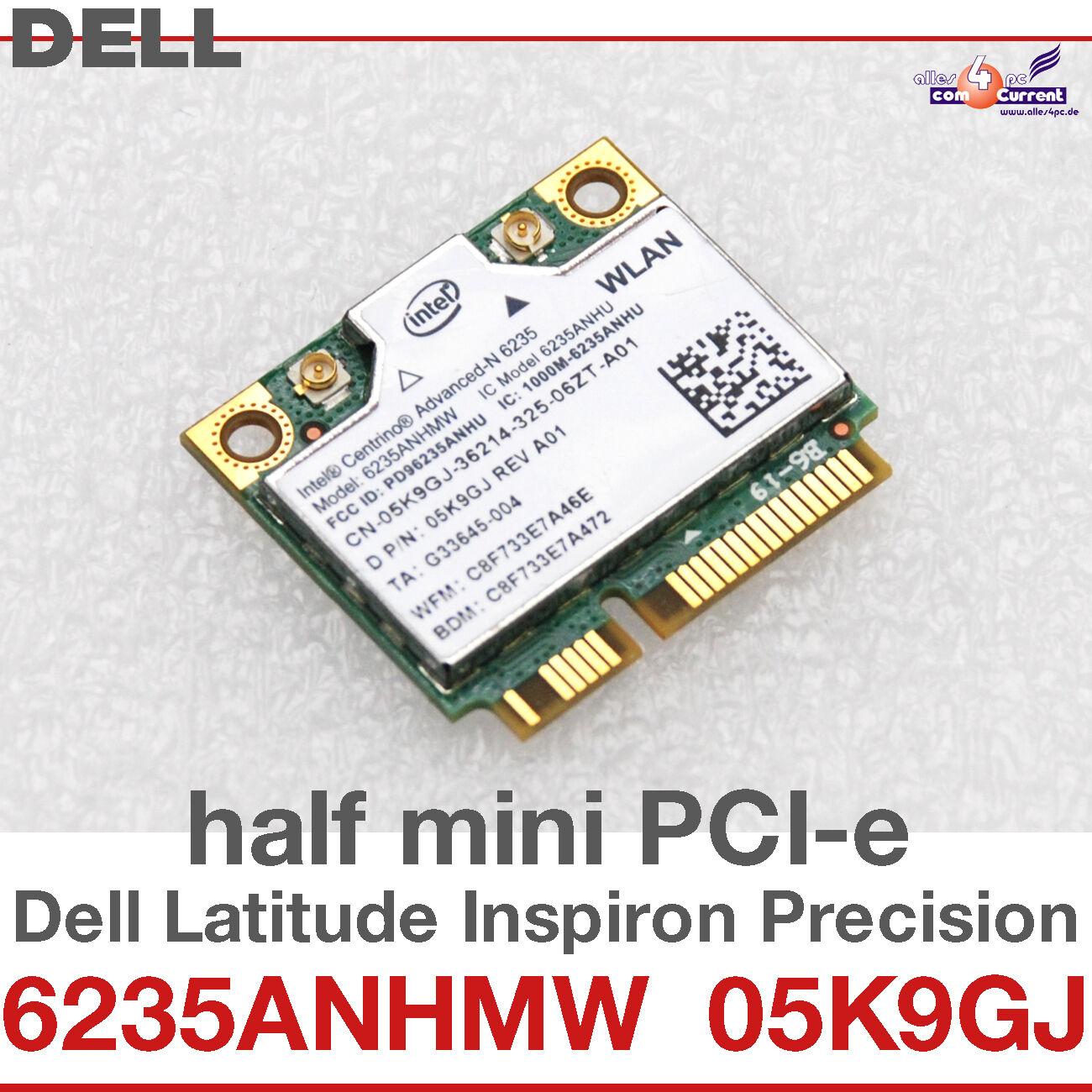 Wireless network card wifi wlan for Dell mini 05k9gj 6235 ANHMW #d03