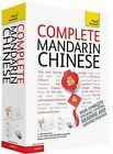 Complete Mandarin Chinese Beginner to Intermediate Book and Audio Course: Learn to read, write, speak and understand a new language with Teach Yourself by Elizabeth Scurfield (Mixed media product, 2010)