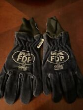 Nos Shelby Firefighters Gloves Midnight Blue Size Xl 5227