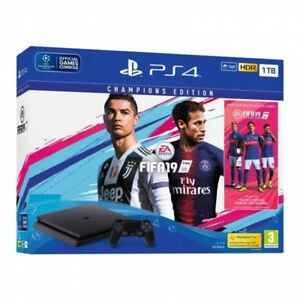 Consola Sony PS4 1TB FIFA 19 Dxl Ed/ps Plus VHC